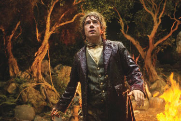 The Hobbit: MartinFreeman Photo by James Fisher