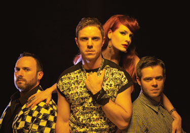 Scissor Sisters Photo by Neil Krug