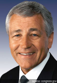 Chuck Hagel from congress.gov Chuck Hagel