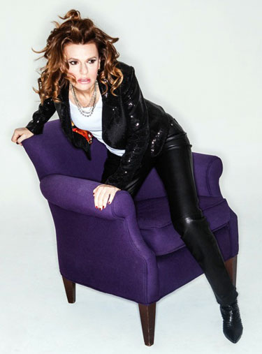 Sandra Bernhard Photo by Kevin Thomas Garcia