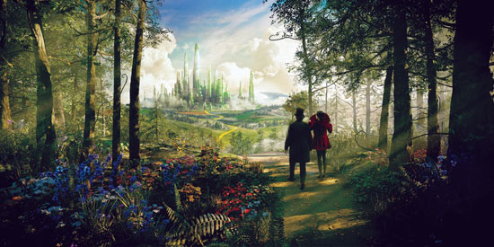 Oz the Great and Powerful Photo by