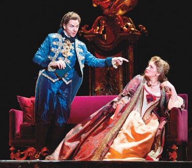 Washington Nation Opera's Manon Lescaut Photo by Scott Suchman