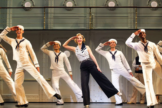Anything Goes Photo by Joan Marcus