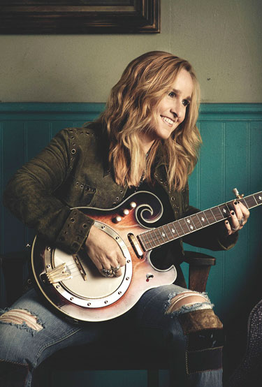 Melissa Etheridge at Wolf Trap Photo by