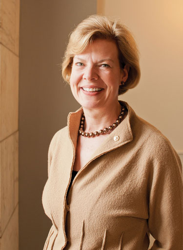 Tammy Baldwin Photo by Todd Franson