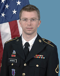 Bradley Manning, via Wikipedia Bradley Manning