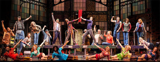 Kinky Boots: The Musical Photo by