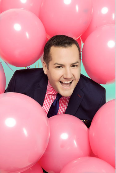 Ross Mathews Photo by Austin Young Photography