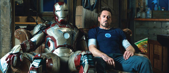 Ironman 3 Photo by