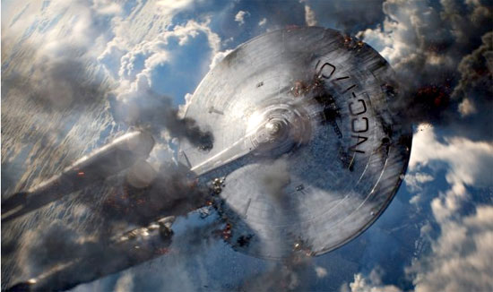 Star Trek: Into Darkness Photo by Zade Rosenthal / Paramount Pictures