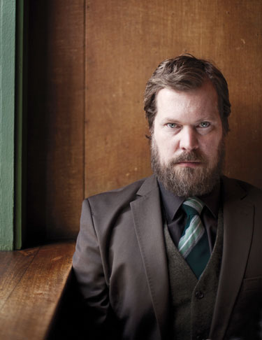 John Grant Photo by H. Sveinsson