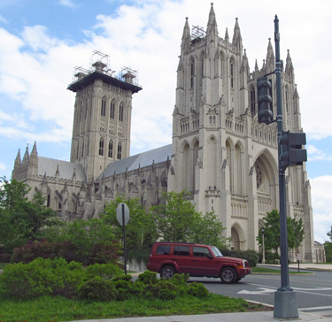 Washington National Cathedral Photo by JD Uy/File photo