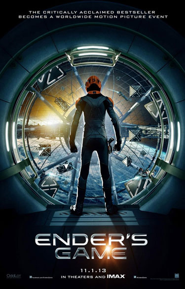 Ender's Game poster Photo by