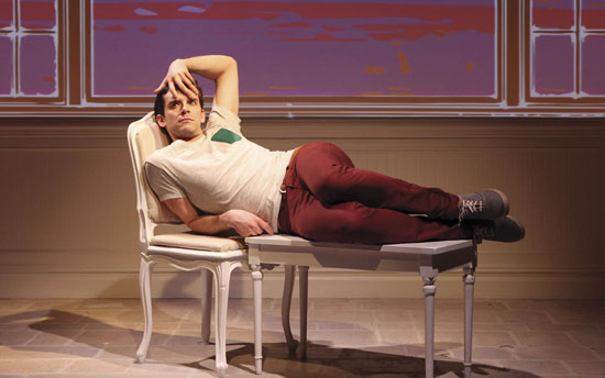 Buyer and Cellar: Michael Urie Photo by Sandra Coudert