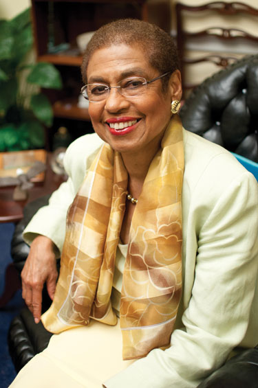 U.S. Rep. Eleanor Holmes Norton Photo by Todd Franson