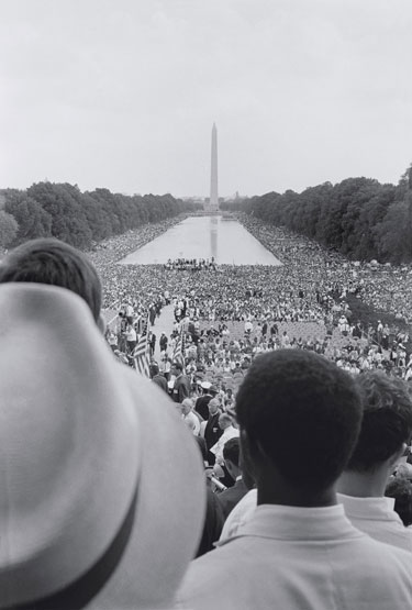 March on Washington Photo by Library of Congress, Warren K. Leffler: U.S. News World Report Magazine Collection