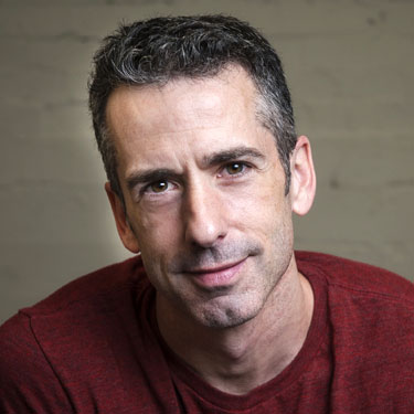 Dan Savage Photo by LaRae Lobdell