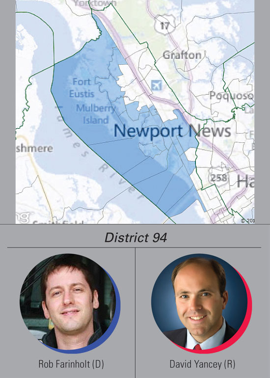 District 94: Farinholt, Yancey