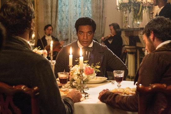 Steve McQueen's Twelve Year's a Slave: Chitwetel Ejioforas Solomon Northrup