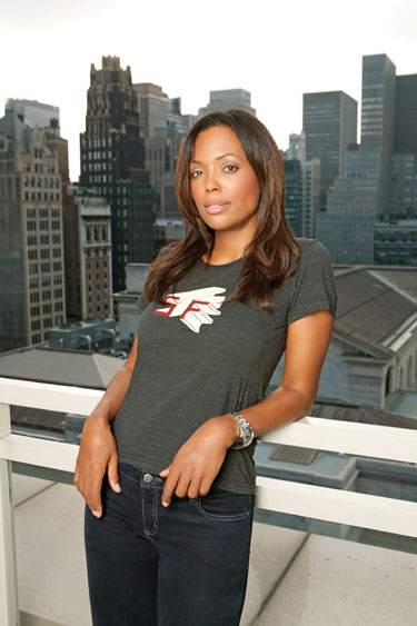 Aisha Tyler Photo by Robert Adam Mayer