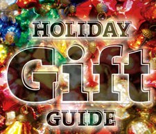 Holiday Gift Guide cover 2013