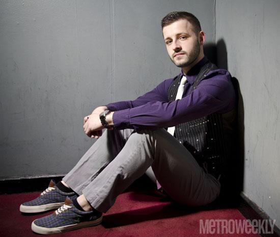 Coverboy: Brian Photo by Julian Vankim