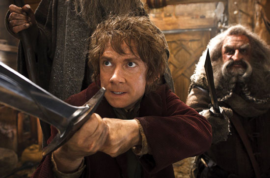 The Hobbit: The Desolation of Smaug Photo by Mark Pokorny