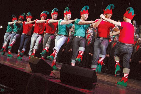 GMCW Christmas Photo by Michael Patrick Key