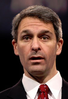 Ken Cuccinelli, the man who won't be missed