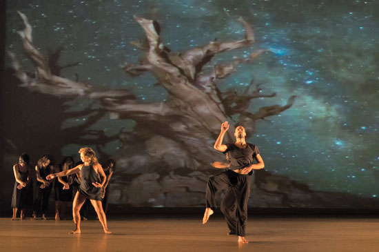 David Rousseve: Reality Stardust Photo by Valerie Oliveiro