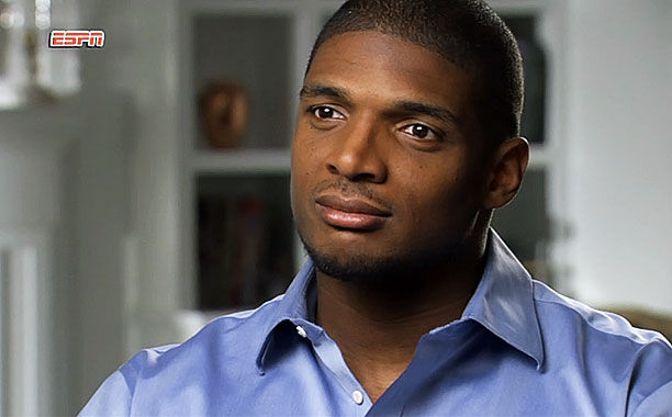 Michael Sam Photo by via ESPN