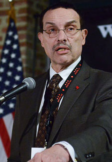 DC Mayor Vincent Gray Photo by via Mayor Gray Flickr