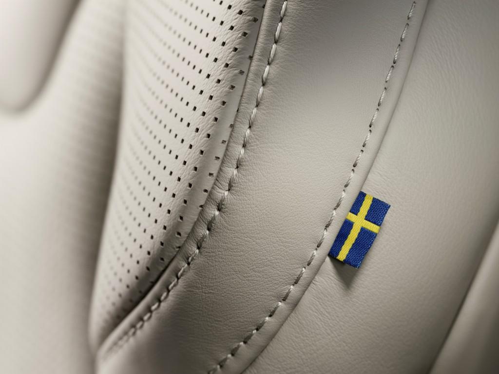 Volvo XC90 Seat