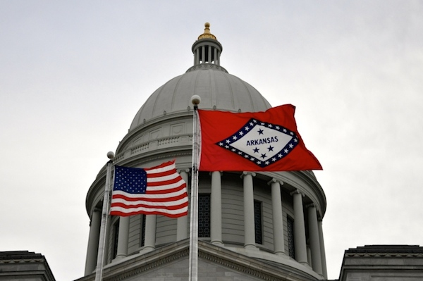 Photo: Arkansas State Capitol. Credit: BBC World Service/flickr.
