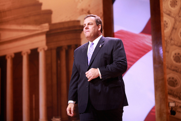 Photo: Chris Christie. Credit: Gage Skidmore/flickr.