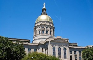 Georgia State Capitol (Photo: connor.carey, via Wikimedia.)