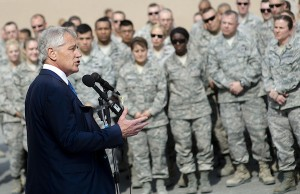 Photo: Chuck Hagel. Credit: DoD photo by Erin A. Kirk-Cuomo.