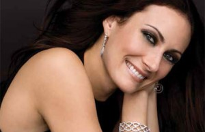 Laura Benanti Photo by Ken Browar