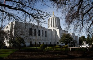 Photo: Oregon State Capitol. Credit: Jessica Paterson/flickr.