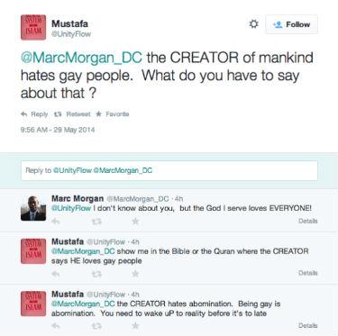 Screen Shot Mustafa tweets