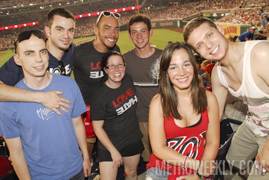 Night Out at Nationals Park File photo