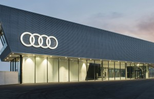 Audi Headquarters