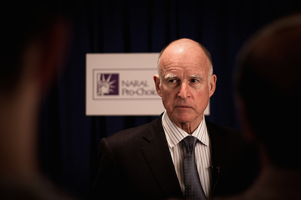 Photo: Jerry Brown. Credit: ohad/flickr.