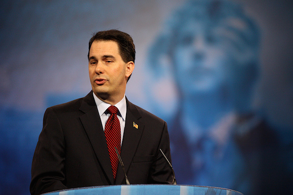 Photo: Scott Walker. Credit: Gage Skidmore.