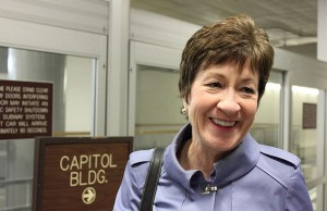 Photo: Susan Collins. Credit: Medill DC/flickr.