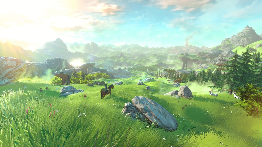 Legend of Zelda (Wii U)