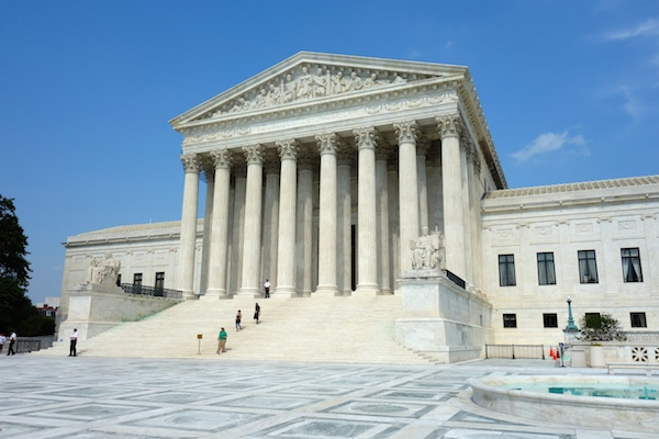 Photo: U.S. Supreme Court. Credit: Todd Franson/Metro Weekly.