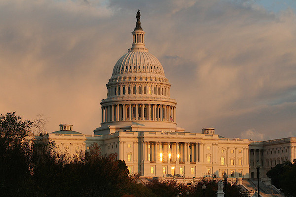 Photo: U.S. Capitol. Credit: Eric E Johnson/flickr.