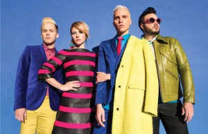 Neon Trees Photo by Andrew Zaeh