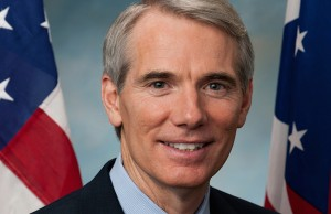 Photo: Rob Portman. Credit: U.S. Senate.